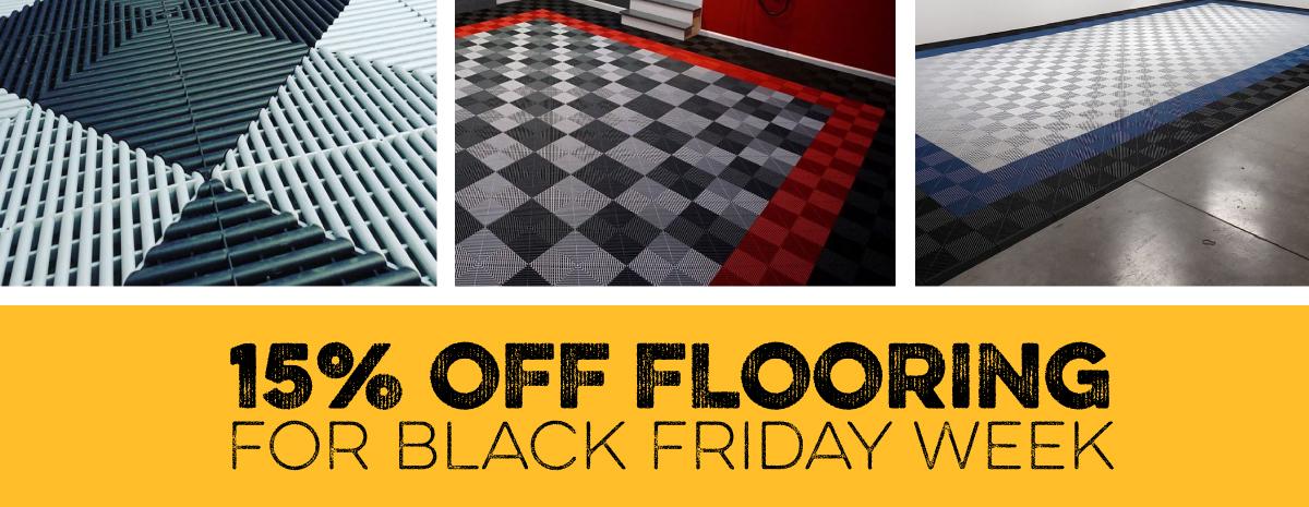 Black Friday flooring deal
